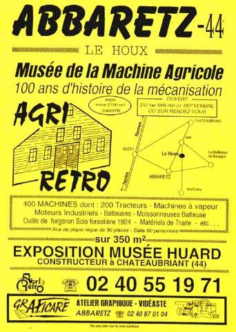 musée Agri-rétro d'Abbaretz